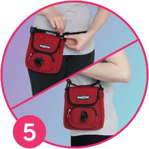 Adjustable Waist Belt or Lead/Shoulder Strap